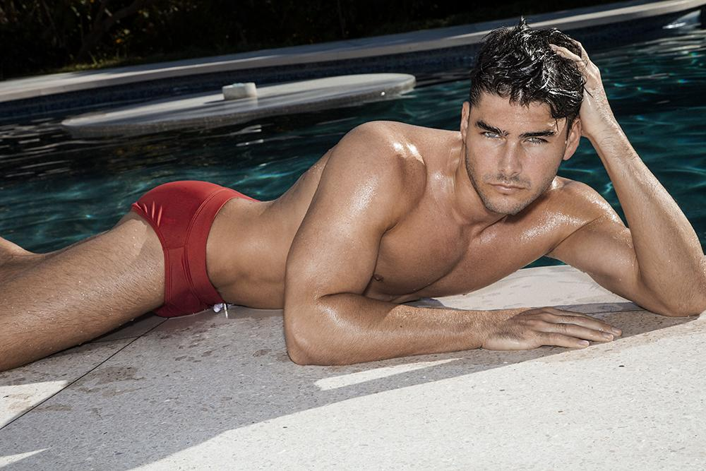 Charlie Matthews by Rick Day