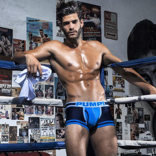 Landon Falgoust X Rick Day X Pump Underwear! X YUP MAGAZINE