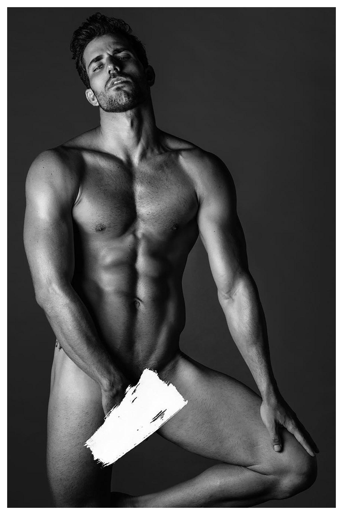 Hugo Tenorio X Wong Sim X Brazilian Male Model X YUP MAGAZINE