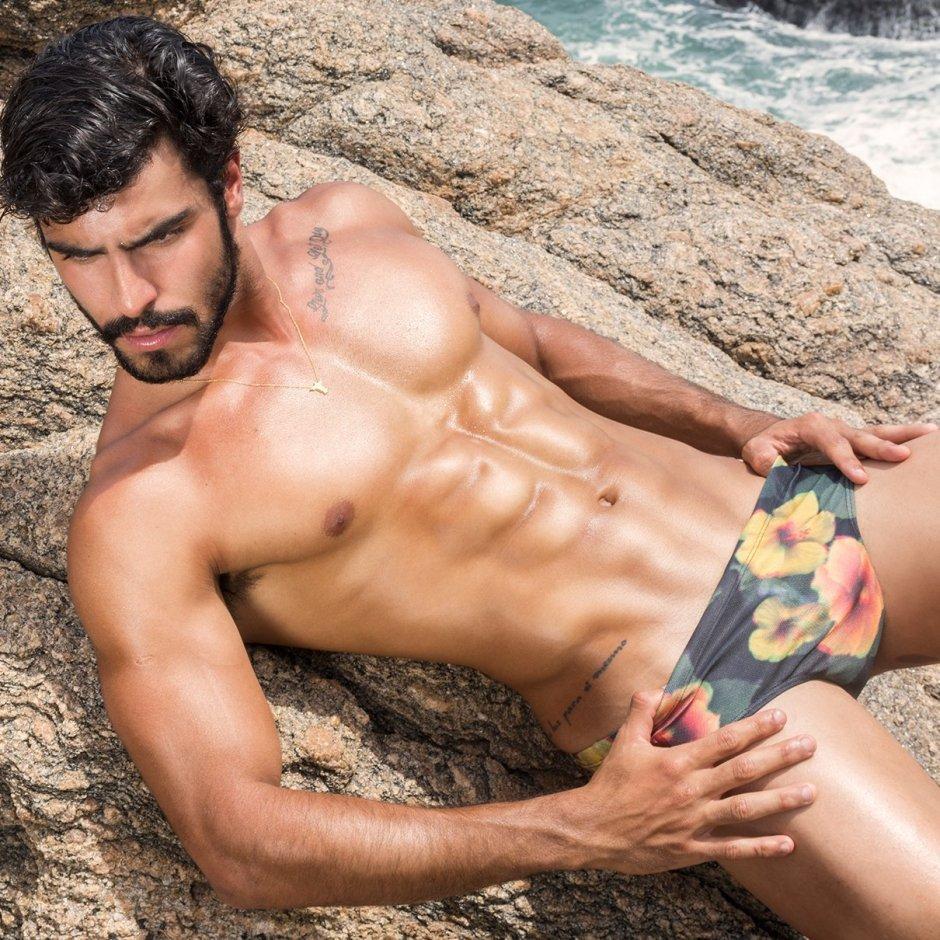 Bruno Krause X Gastohn Barrios X CA-RIO-CA Sunga Co X YUP MAGAZINE