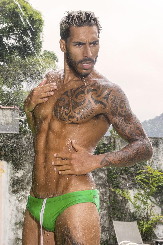 Paulo PhilippeX Gastohn Barrios X CA-RIO-CA X YUP MAGAZINE