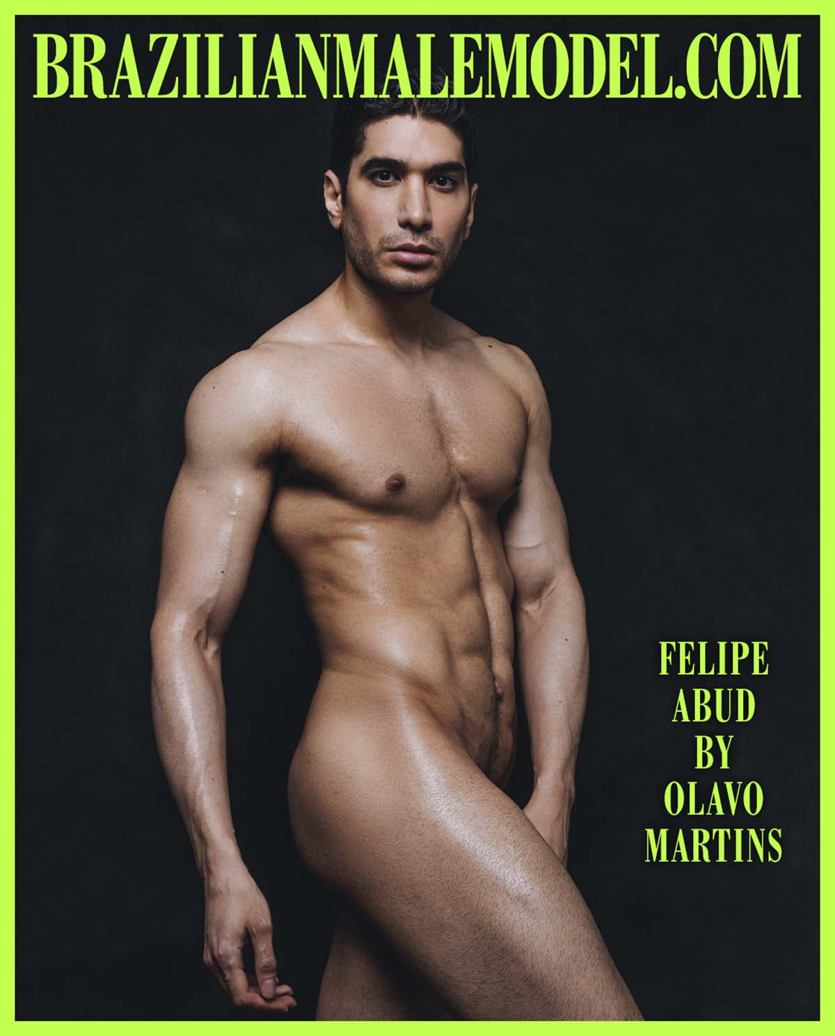 Felipe Abud X Olavo Martins X Brazilian Male Model X YUP MAGAZINE