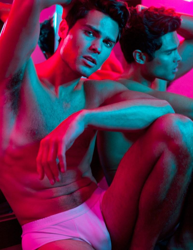 Justin Hughes and Austin Walker X Jono Madison X YUP MAGAZINE