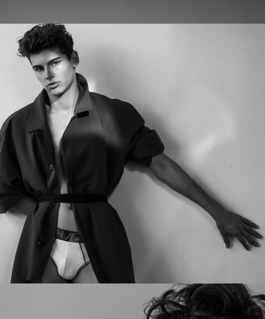 Marco Yura X Brent Chua X Bench/Body X YUP MAGAZINE