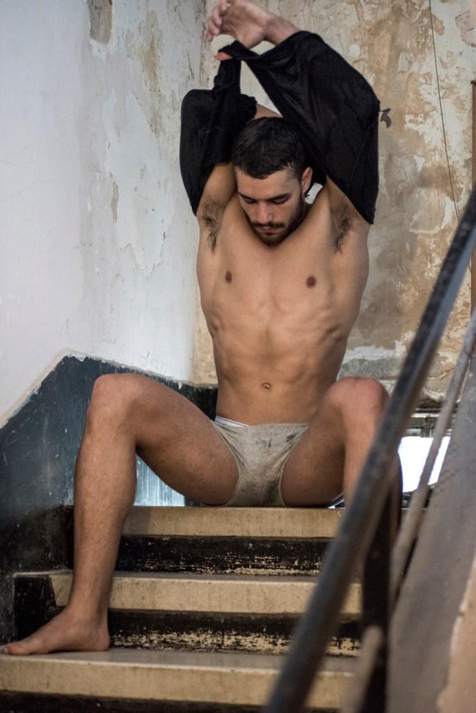 Ariel Ben-Attar X Manuel Scrima X YUP MAGAZINE