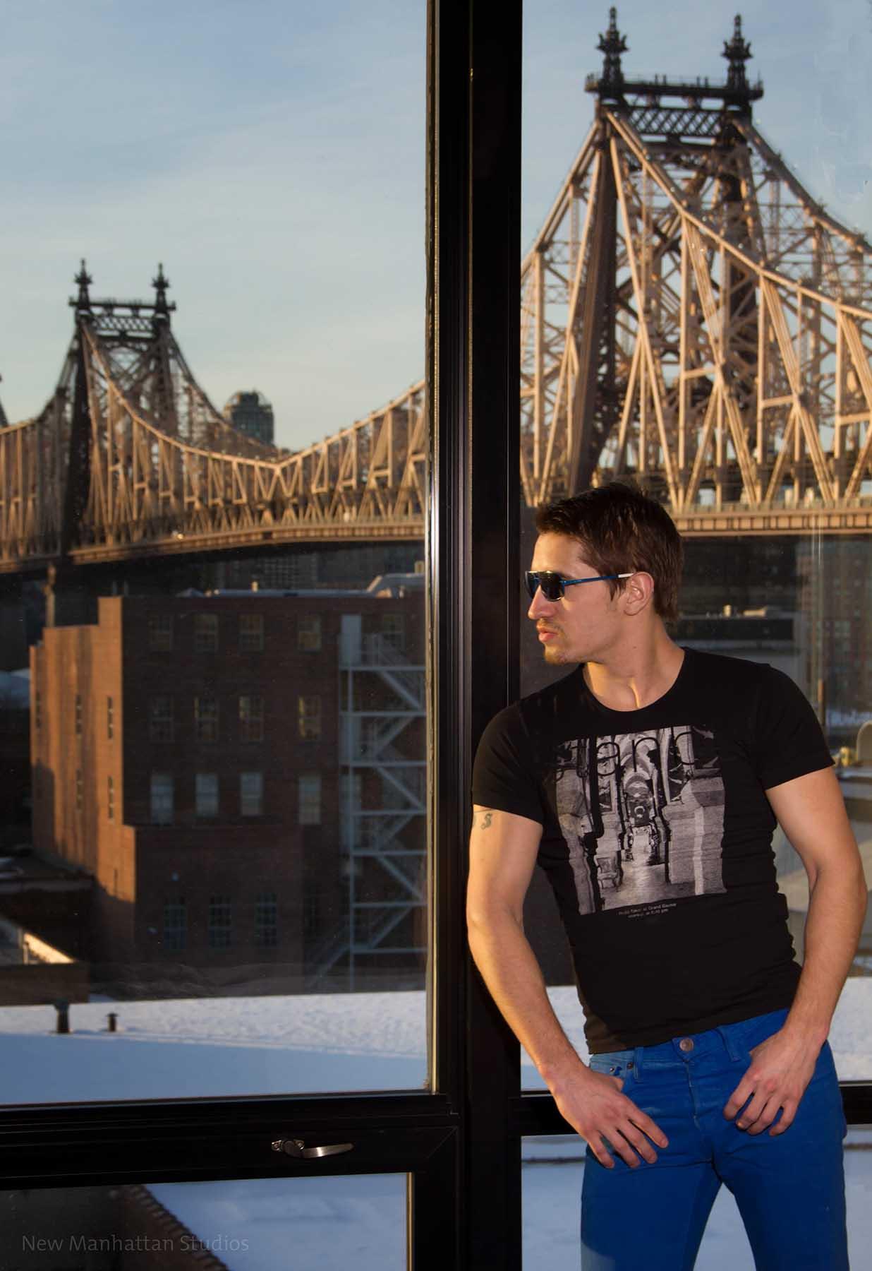 Claudiu X Wes Triplett X New Manhattan Studios x YUP MAGAZINE
