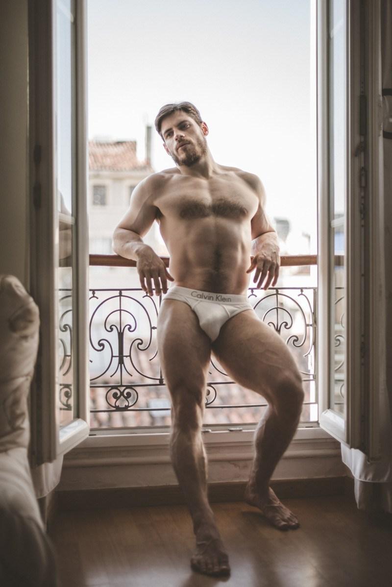 Antoine Morieult x Patryck Lebrun X YUP MAGAZINE
