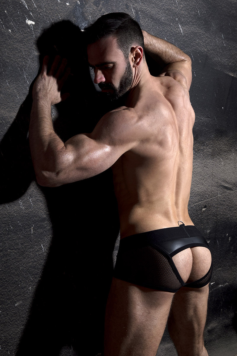 Jess Vill, Beñat and Maik Cabello X Alexis Salgues X AD FETISH X YUP MAGAZINE