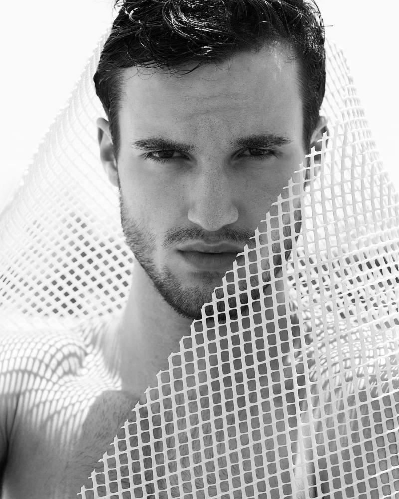 Gabriel Hines X Christian Alexander x YUP Magazine