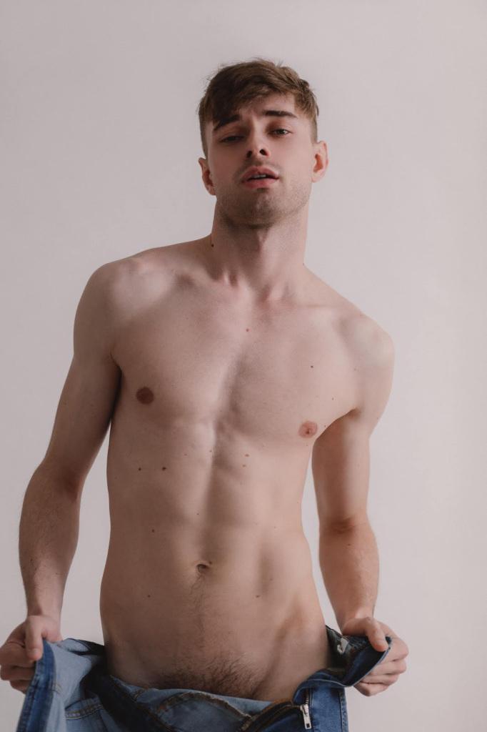 Grigory Basov X Gareth Bevan X Yup Magazine