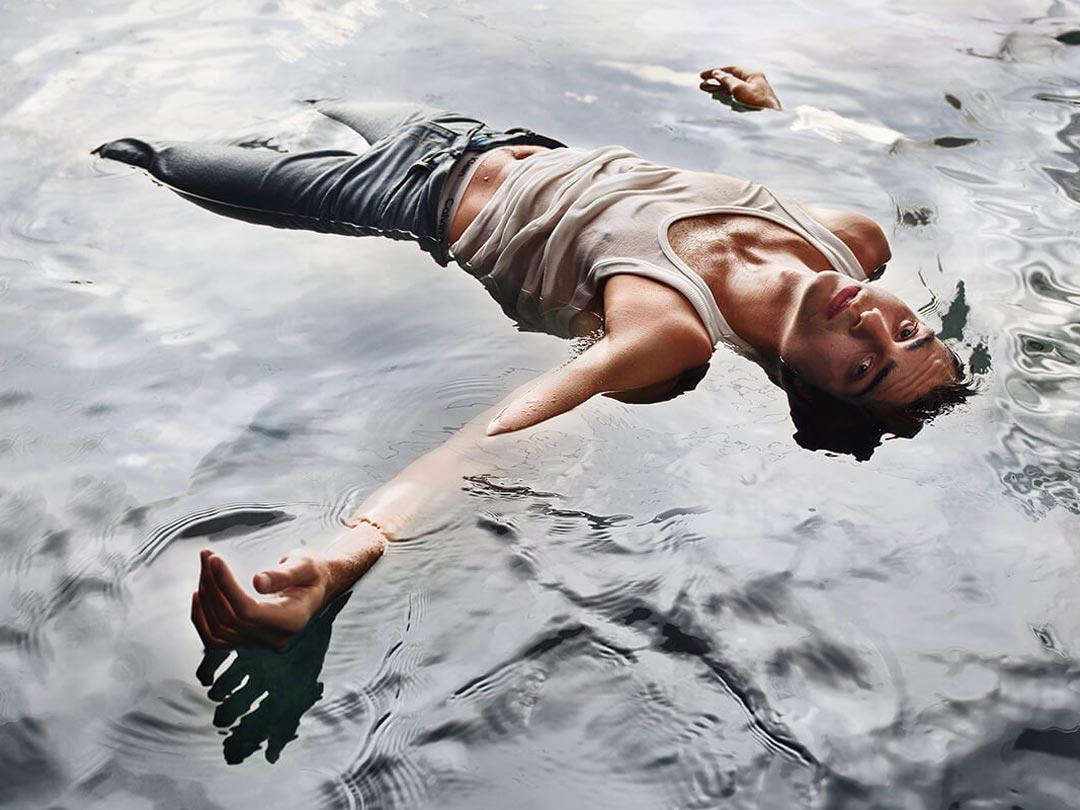 Noah Centineo X Jonas Lindstroem X Calvin Klein X Yup Magazine