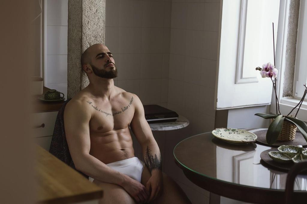 Joni Nuñez X David Velez X YUP Magazine