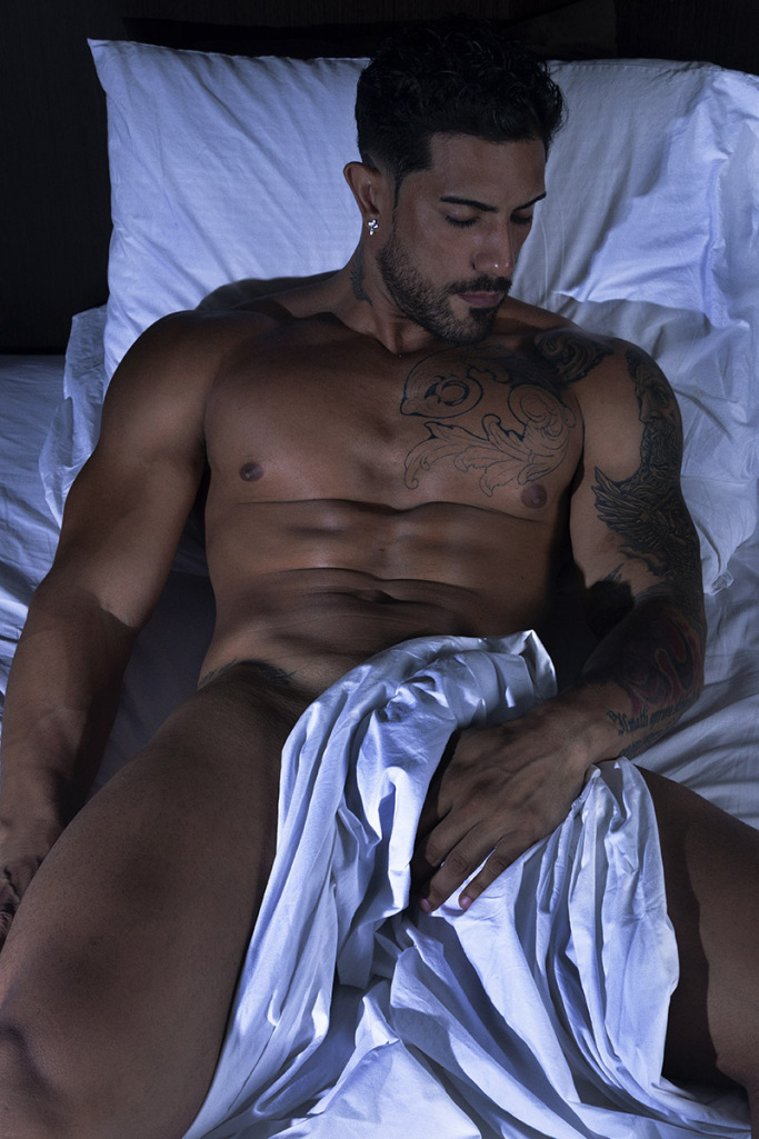 Marcio Luis X Phcarron X YUP Magazine