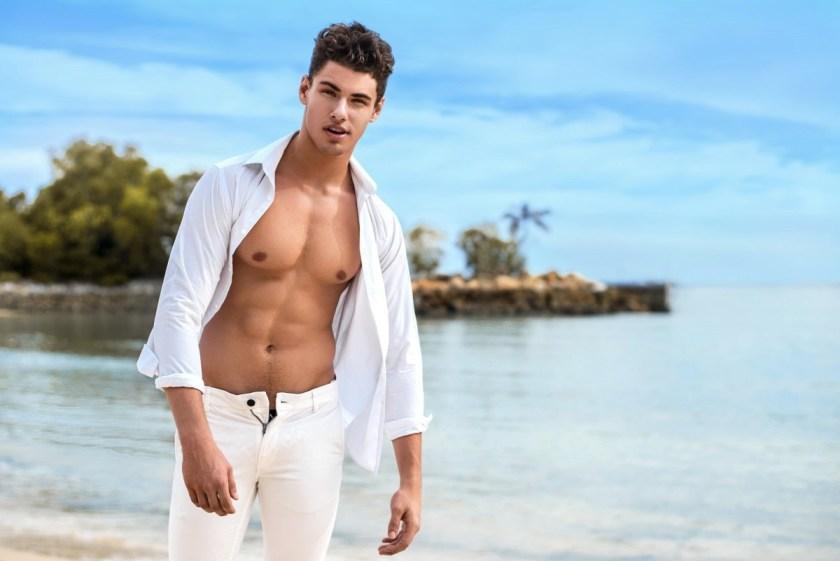 Gabriel Riccieri X Jeremy Holden X YUP Magazine