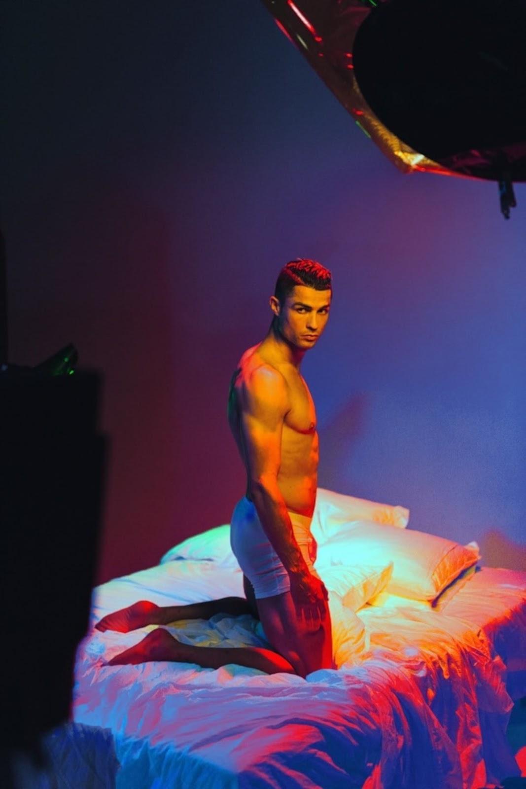 Cristiano Ronaldo X Cuneyt Akeroglu X CR7 Underwear