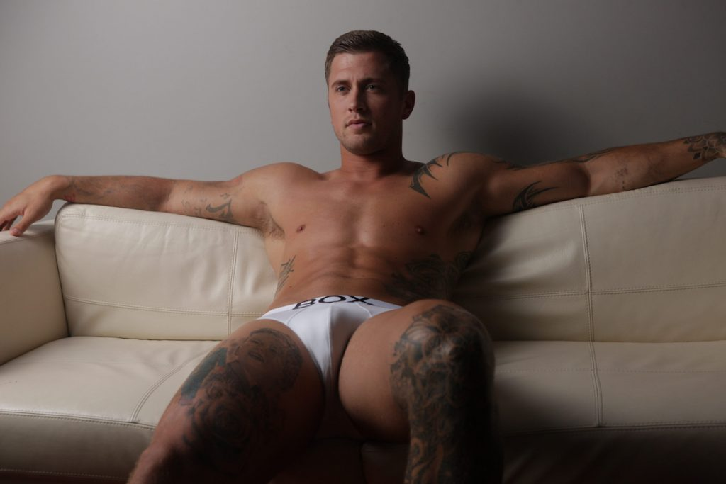 Dan Osborne X Alex Wightman x BOX Menswear