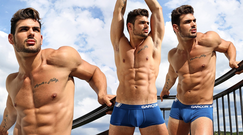Romain Bonnet X Karim Konrad X Garson Model