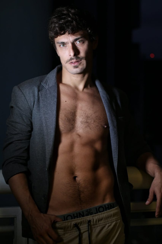 Leandro Juliani X Miguel Mamede X YUP Magazine