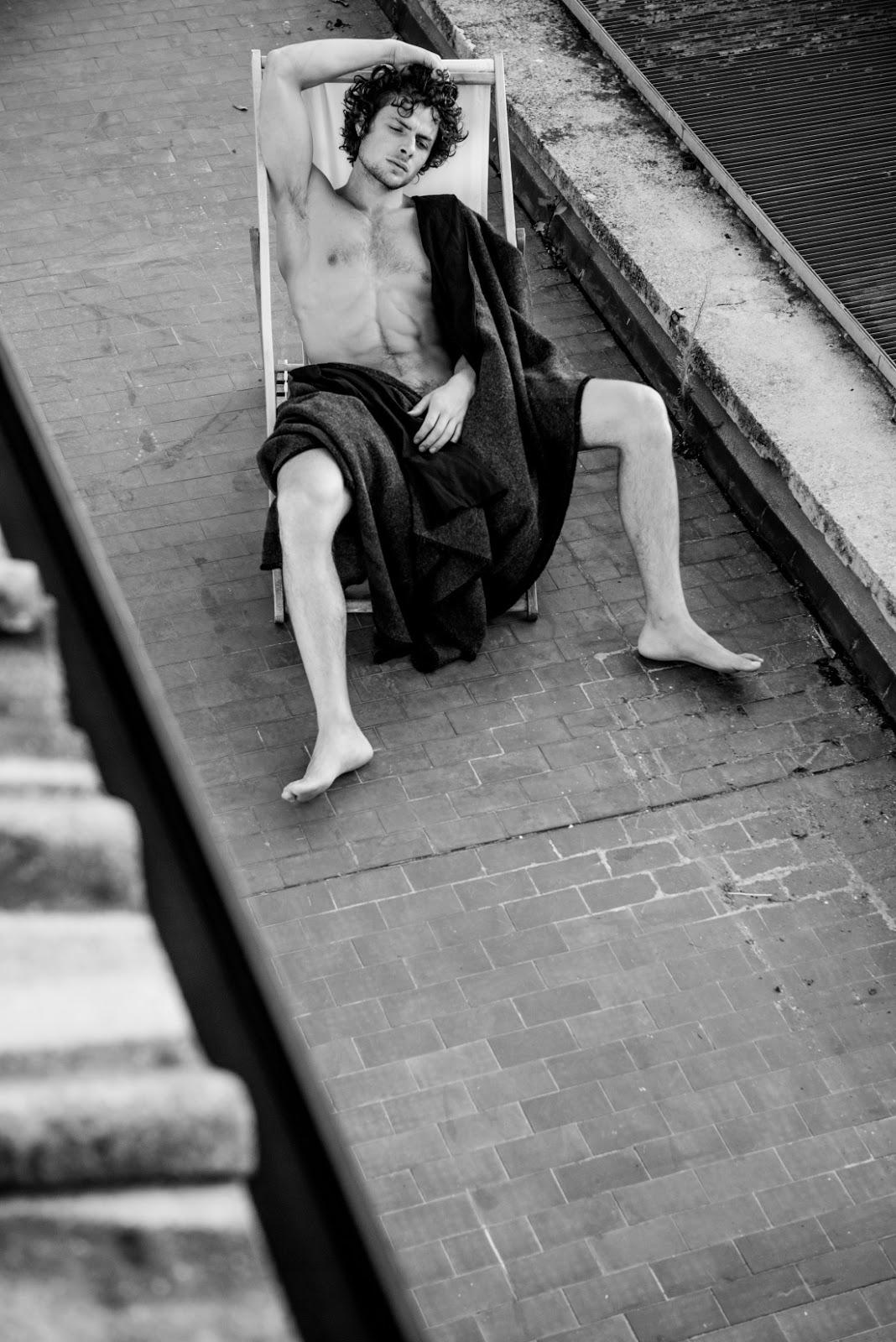 Simone Zin X Manuel Scrima x YUP Magazine