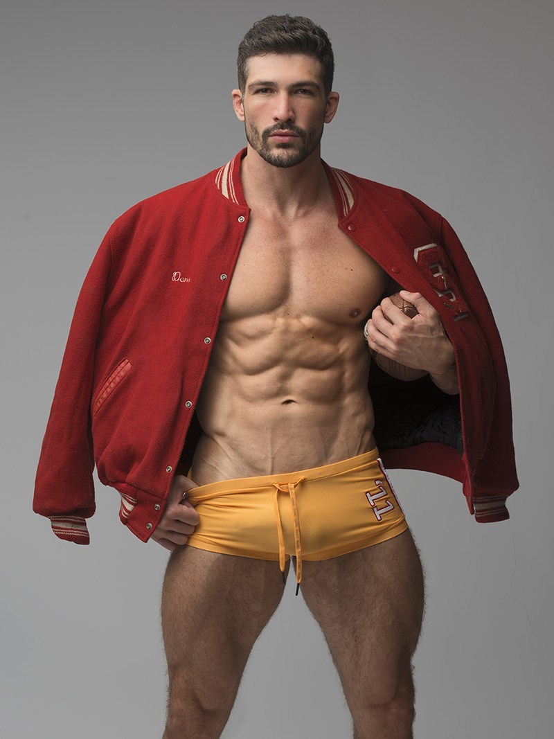 Dominic Calvani X Jade Young