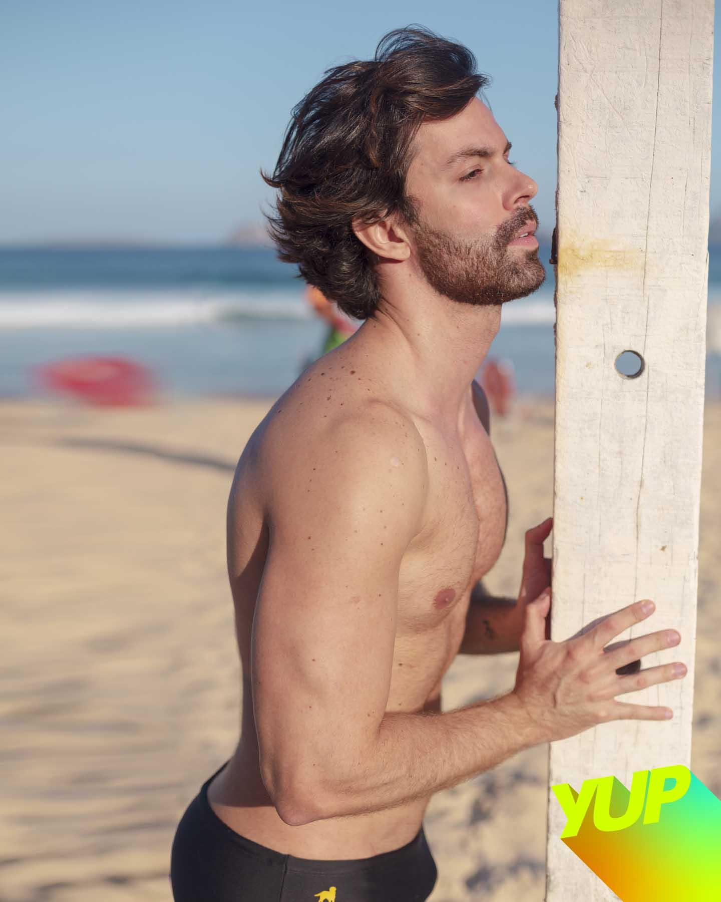 Guilherme Acrizio X Guilherme Lima x YUP Magazine