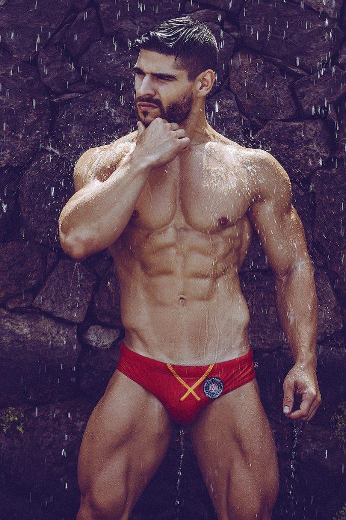 Kevin Hernandez X Adrian C. Martin X Marcuse Swimwear