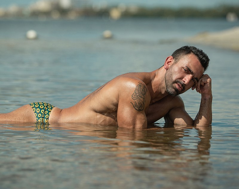 Rick Araya X Jorge Munive X YUP MAGAZINE