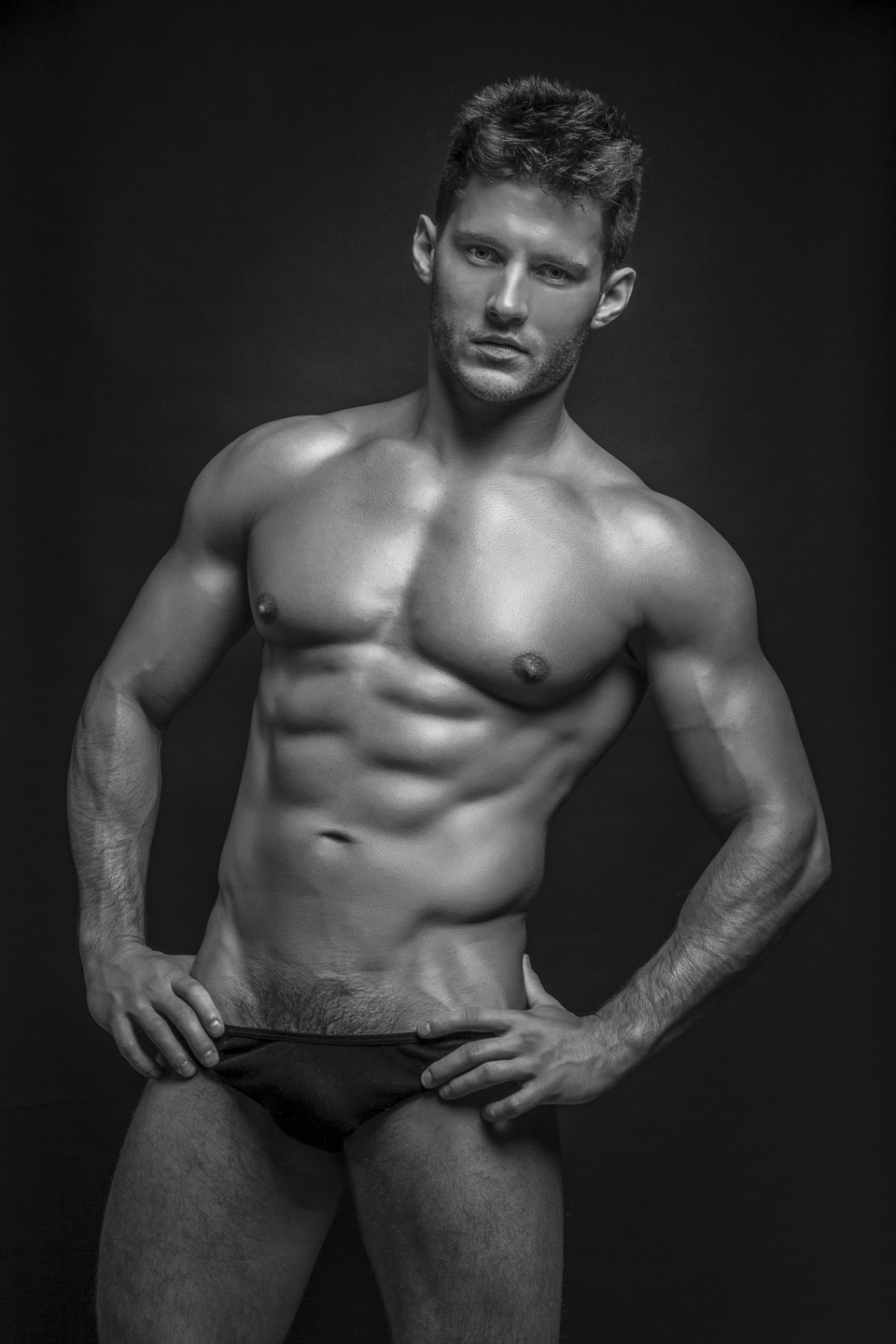 Anatoly Goncharov X Lionel André