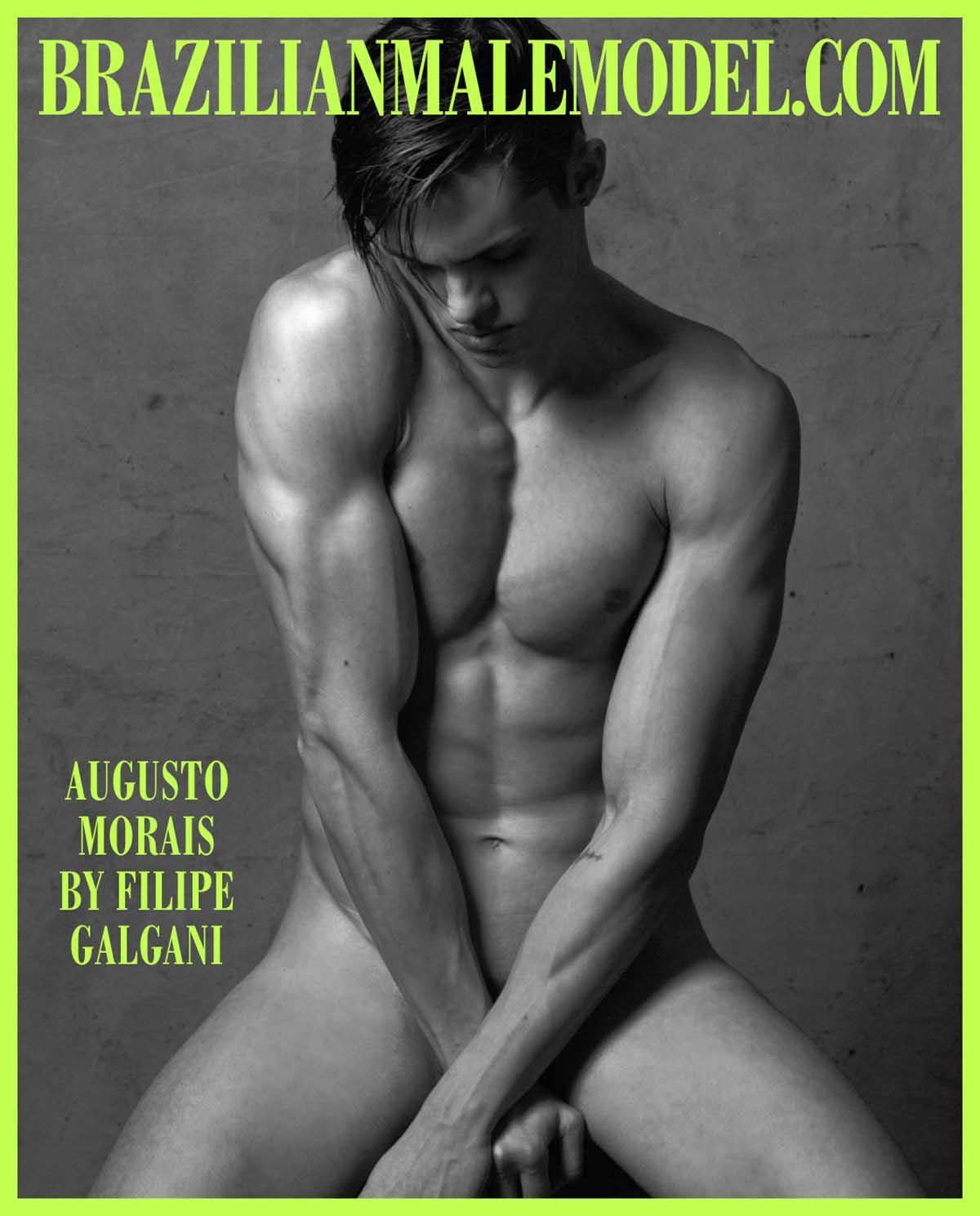 Augusto Moraes X Filipe Galgani X Brazilian Male Model