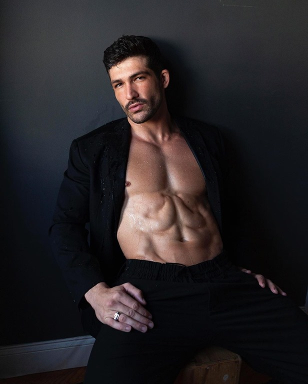 Dominic Calvani X Harol Baez X YUP Magazine