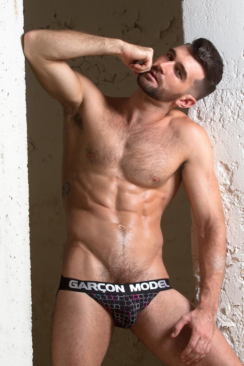 Woody Fox X Andrew Stubbersfield X Garcon Model