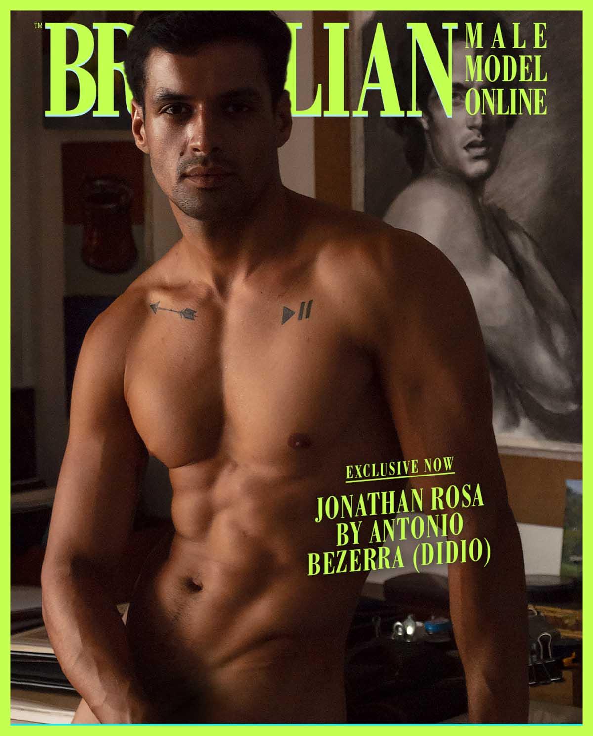 Jonathan Rosa X Antonio Bezerra (Didio) X Brazilian Male Model