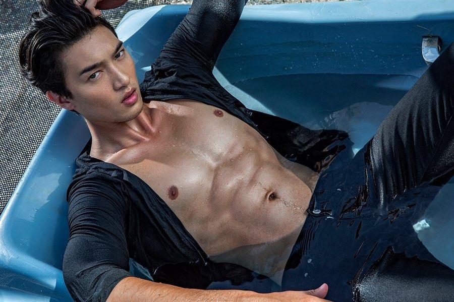 Liam Jay Ward X Heen Manmana X Yup Magazine