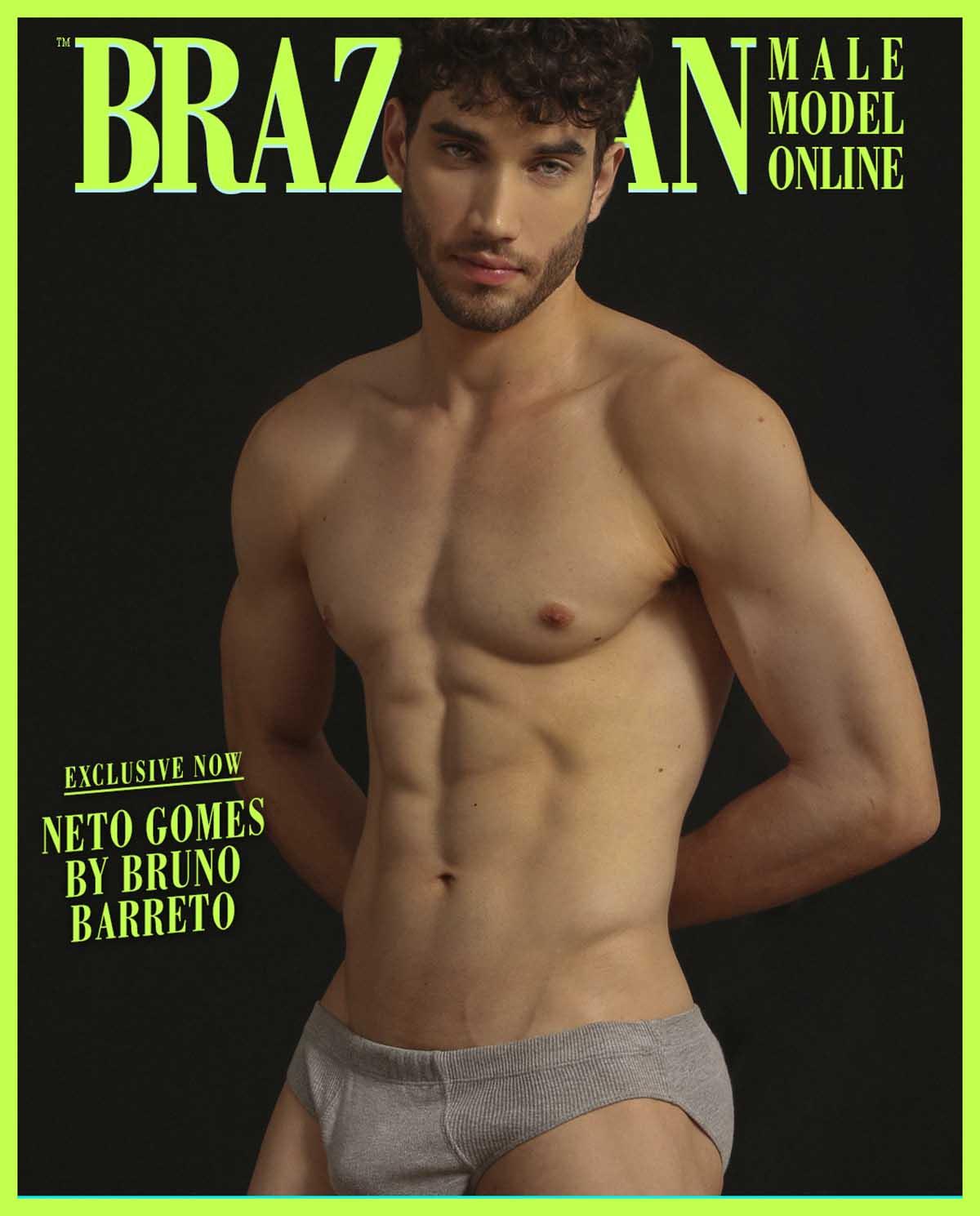Neto Gomes X Bruno Barreto X Brazilian Male Model