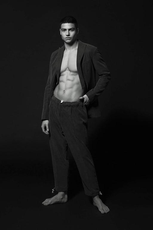 Luca Lombardi X Alisson Marks X YUP MAGAZINE