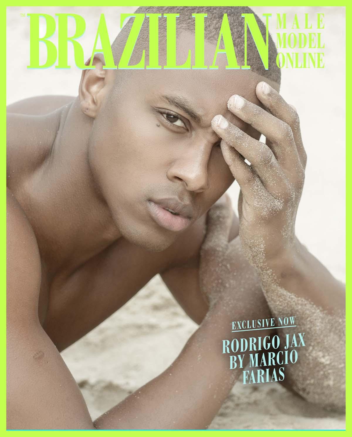 Rodrigo Jax X Marcio Farias X Brazilian Male Model X YUP MAGAZINE