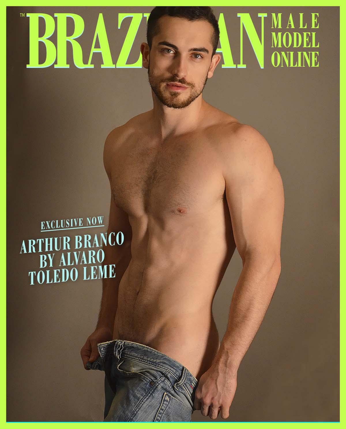 Arthur Branco X Alvaro Toledo Leme X Brazilian Male Model X YUP MAGAZINE