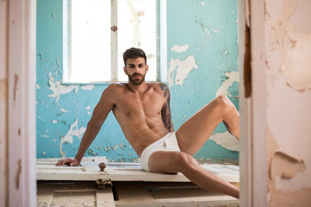 Marios Serghiou X Stavros Christodoulou X YUP MAGAZINE