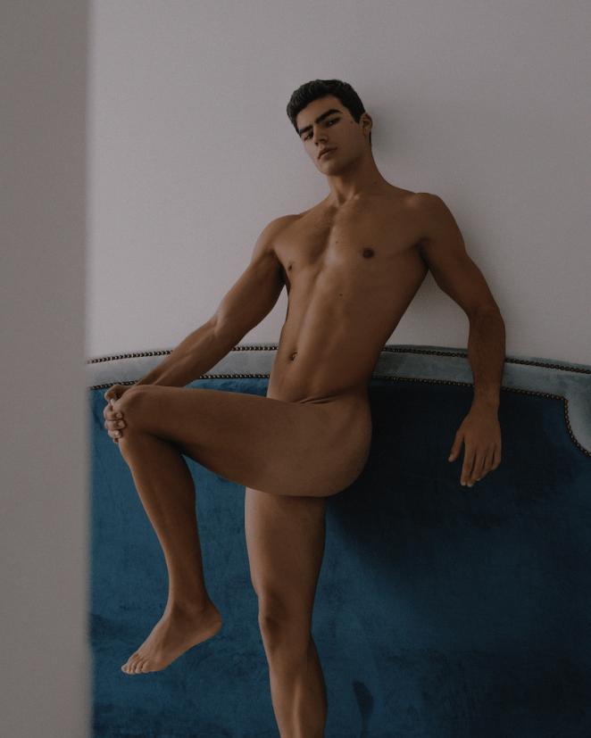 Diogo Afonso X Sasha Olsen X YUP MAGAZINE