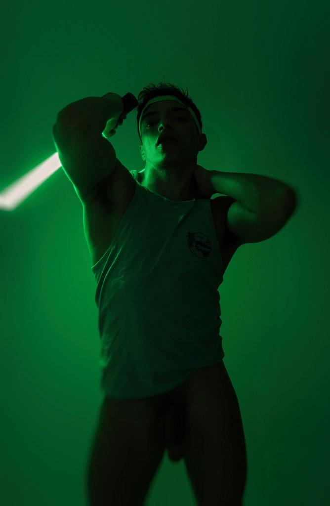 Franek Skywalker X Anken Berge X YUP MAGAZINE