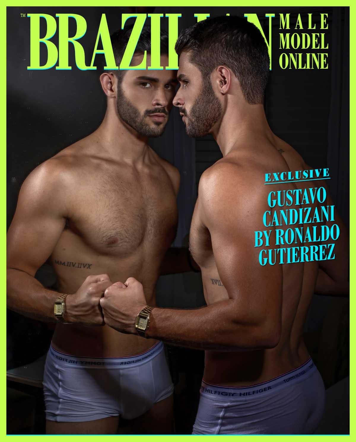 Gustavo Candizani by Ronaldo Gutierrez X Brazilian Male Model X YUP MAGAZINE